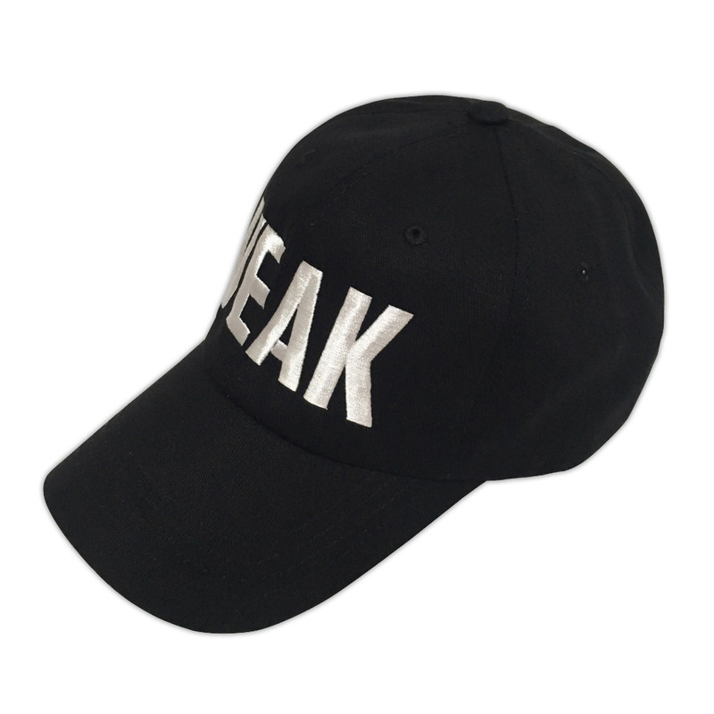 [SUMMER SALE 10%] [VEAK] EP.2  SIGNATURE CAP (BLACK)