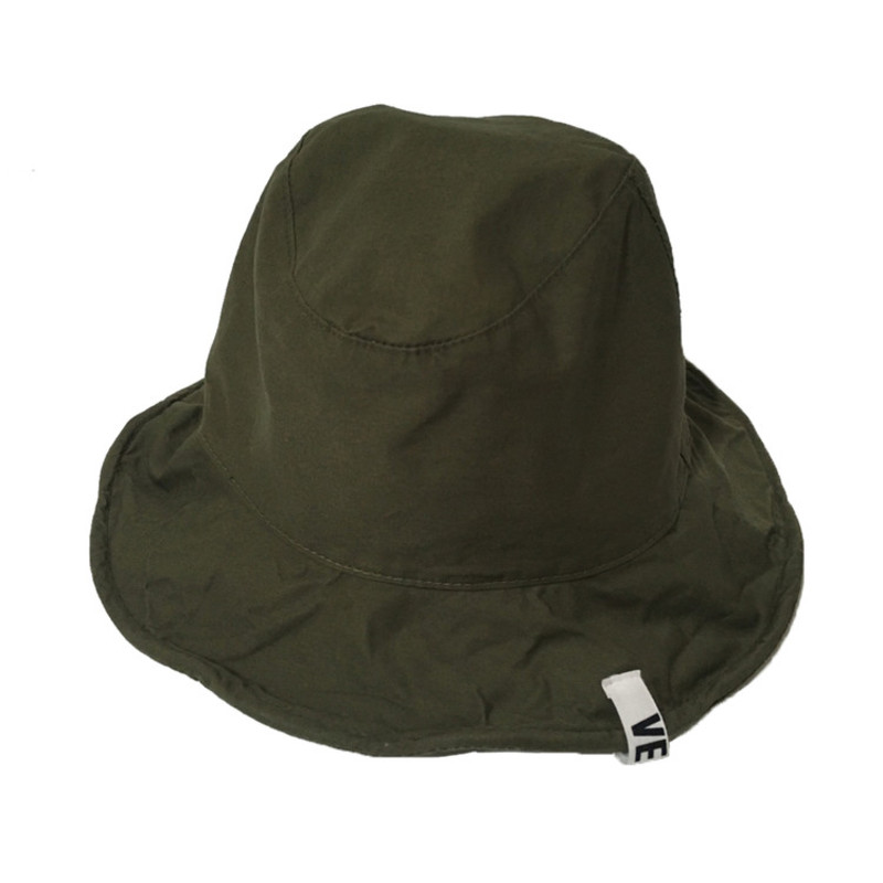 [VEAK] EP.2-5 WIRE BUCKET HAT (KHAKI)