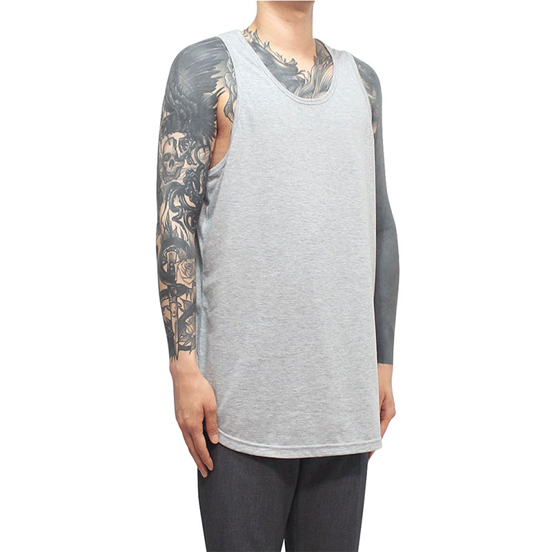 [CLACO] TANK TOP V2 (GREY)