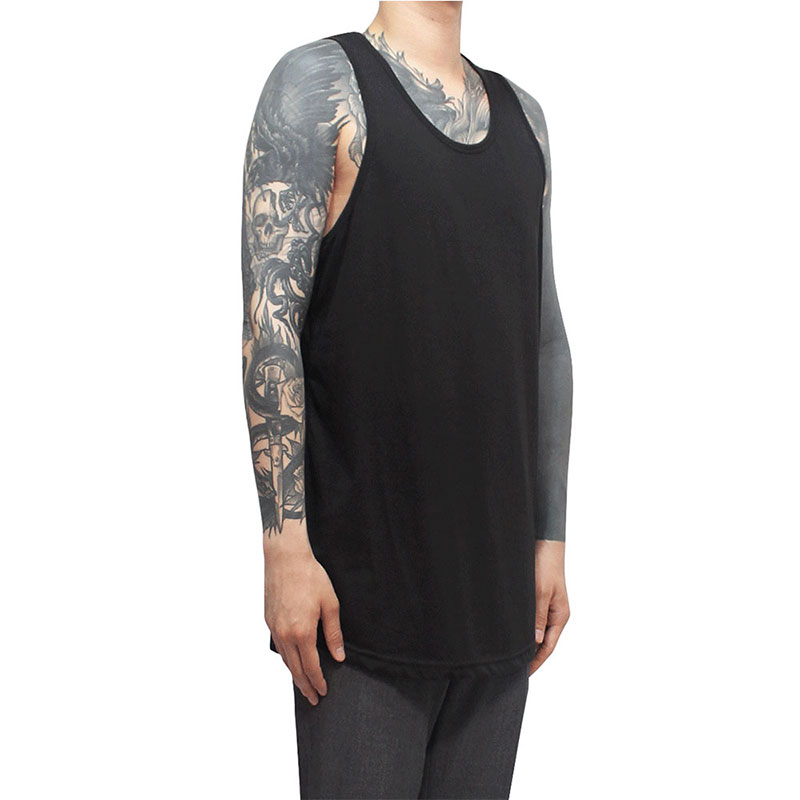 [CLACO] TANK TOP V2 (BLACK)