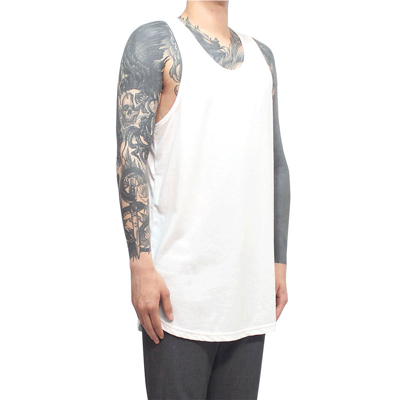 [CLACO] TANK TOP V2 (WHITE)