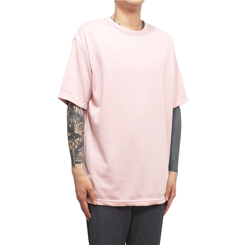 [CLACO] SQUARE TEE V3 (PINK)