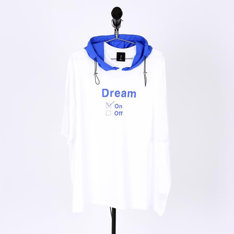 [RADIOS] DREAM ON T-SHIRT TRACK.8 (WT)