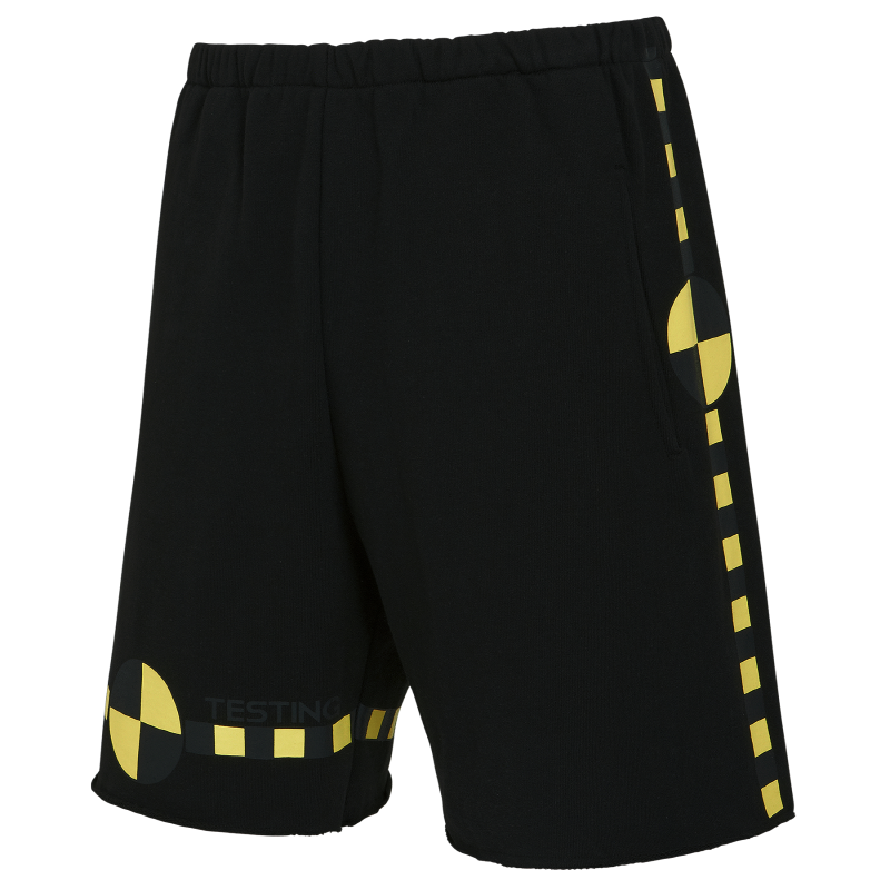 [ACME DE LAVIE] ADLV CRASH TESTING SHORT PANTS BLACK 크래쉬 반바지 블랙