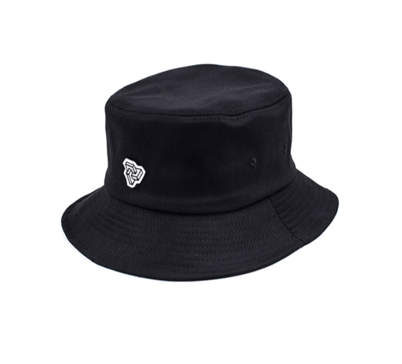 [18 HOUR] 9#LOGO COTTON BUCKET HAT