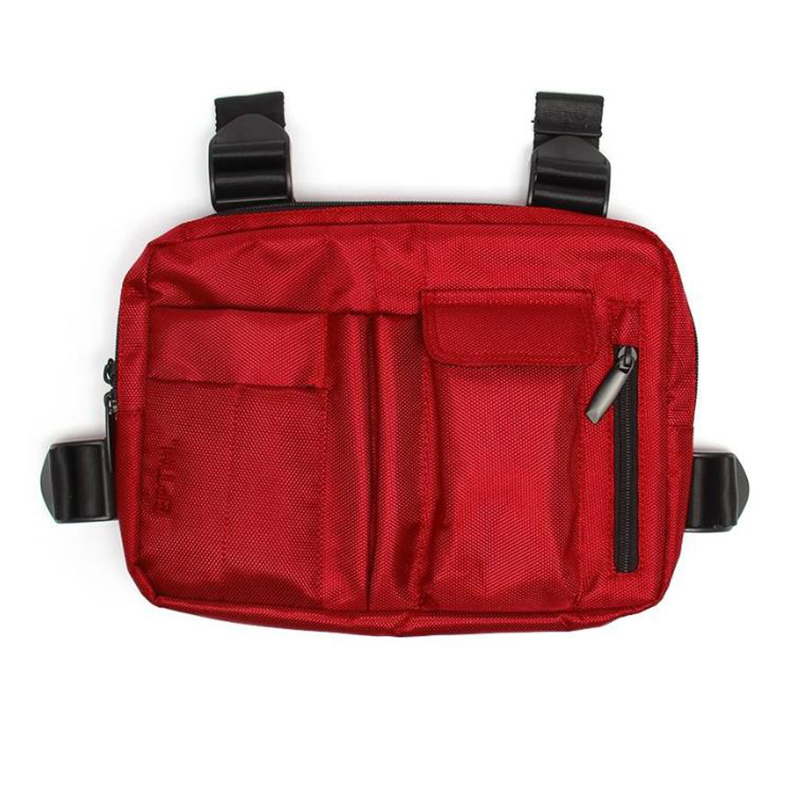 [2018/8/27 ~ 2018/9/20 PRE ORDER 30% SALE] [EPTM] CHEST RIG BAG (RED)
