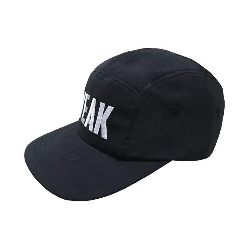 [VEAK] EP.5 CAMP CAP (BLACK)