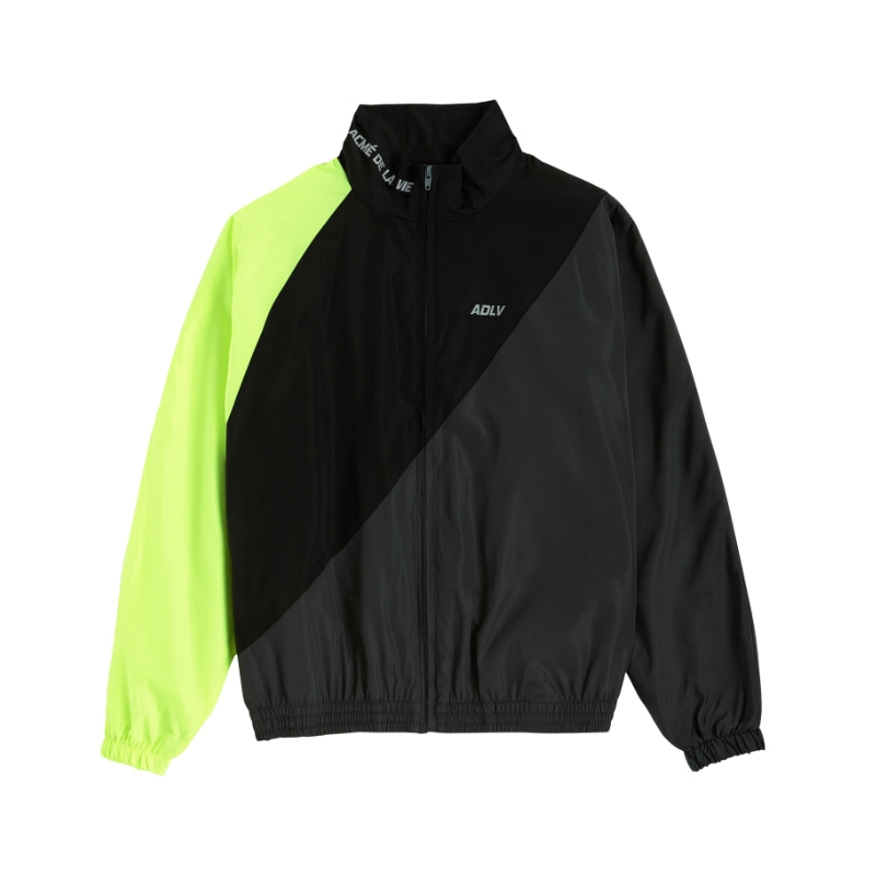 ADLV REFLECTIVE SETUP JACKET BLACK