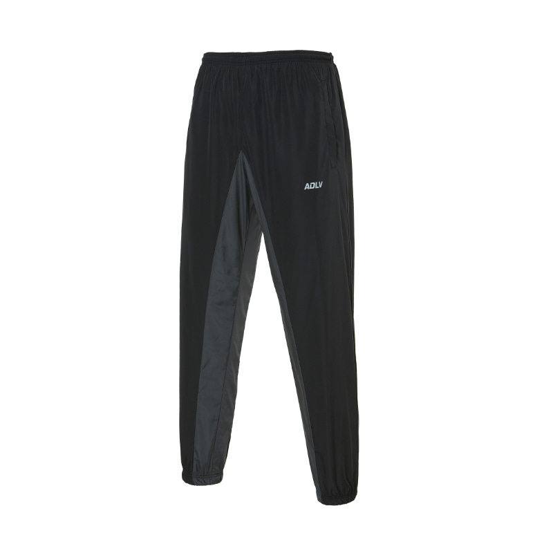 ADLV REFLECTIVE SETUP PANTS BLACK