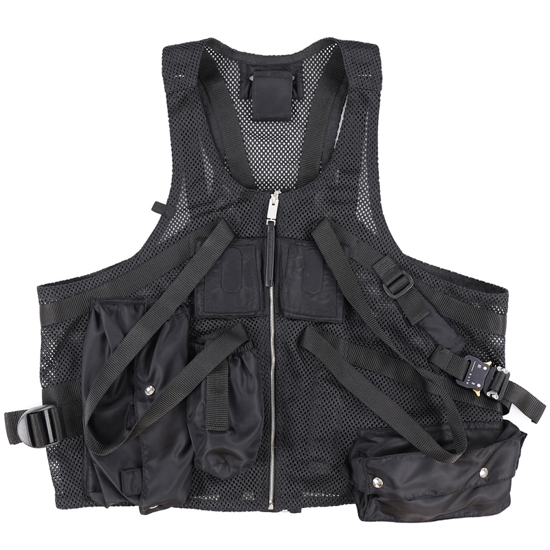 TATICAL VEST (BLACK)