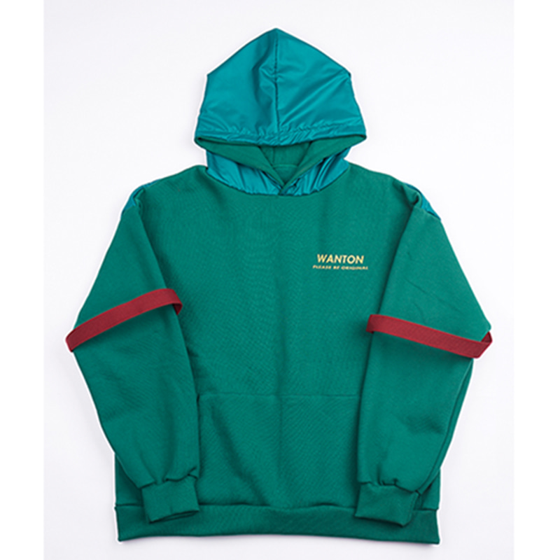 BELT HOODY GREEN