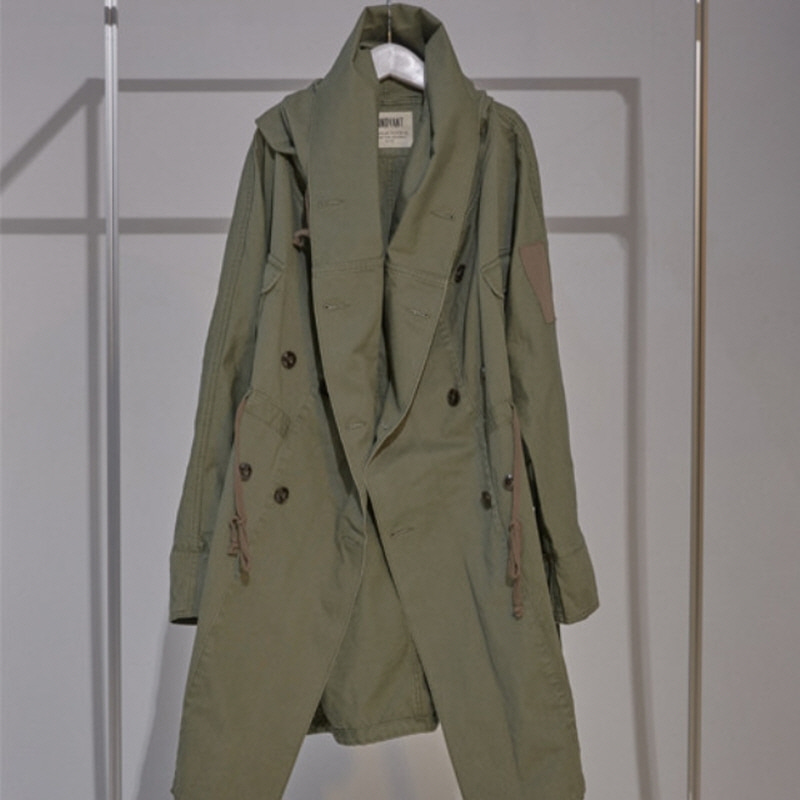 019 ROBE FIELD JACKET (KHAKI)