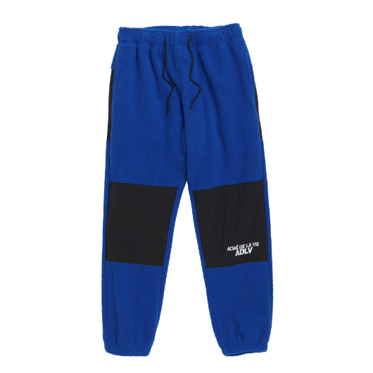 ADLV FLEECE PANTS BLUE