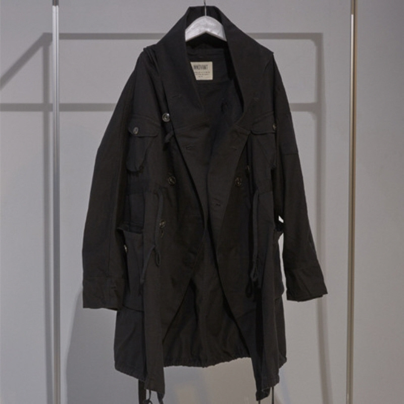 019 ROBE FIELD JACKET (BLACK)