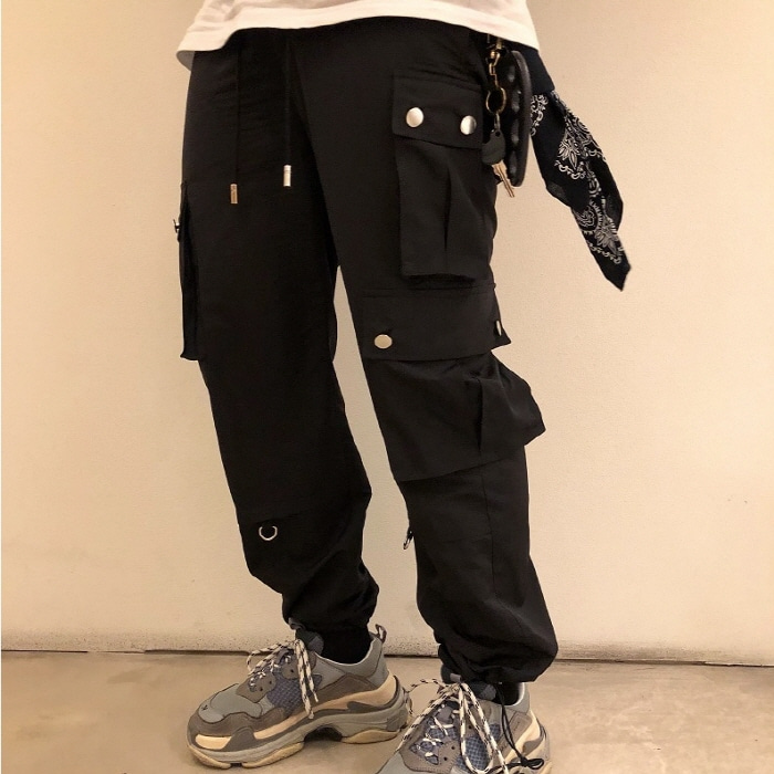 MULTI POCKET PANTS