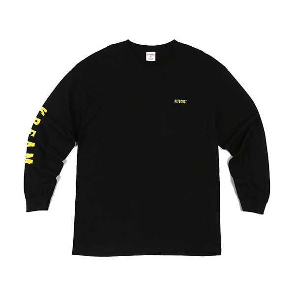K.R.E.A.M. BLACK LONG SLEEVE