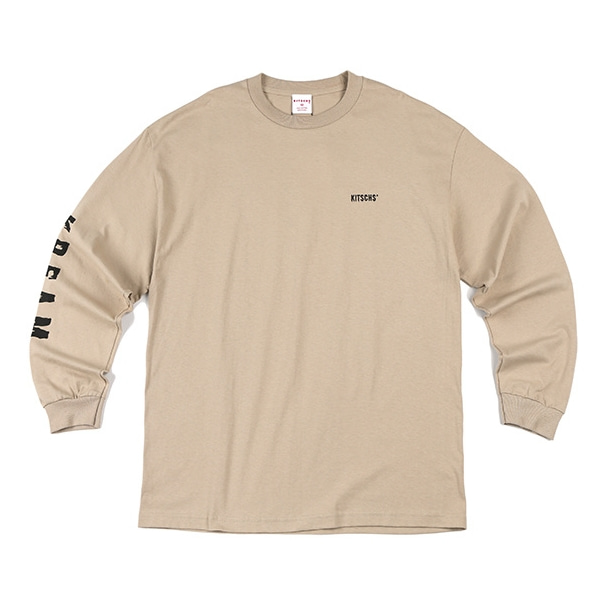 K.R.E.A.M. SAND LONG SLEEVE