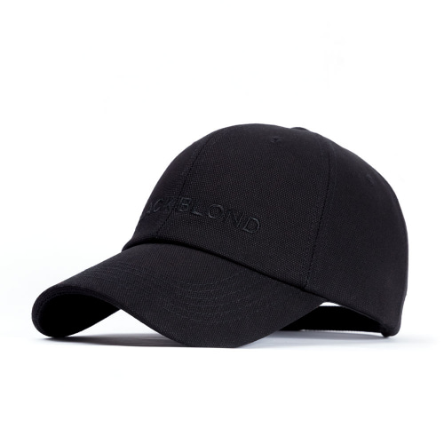 BBD SOLID OXFORD CLASSIC LOGO CAP BLACK