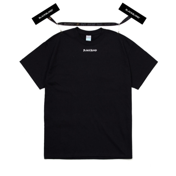 BBD INNOCENT CRIME SHORT SLEEVE TEE BLACK
