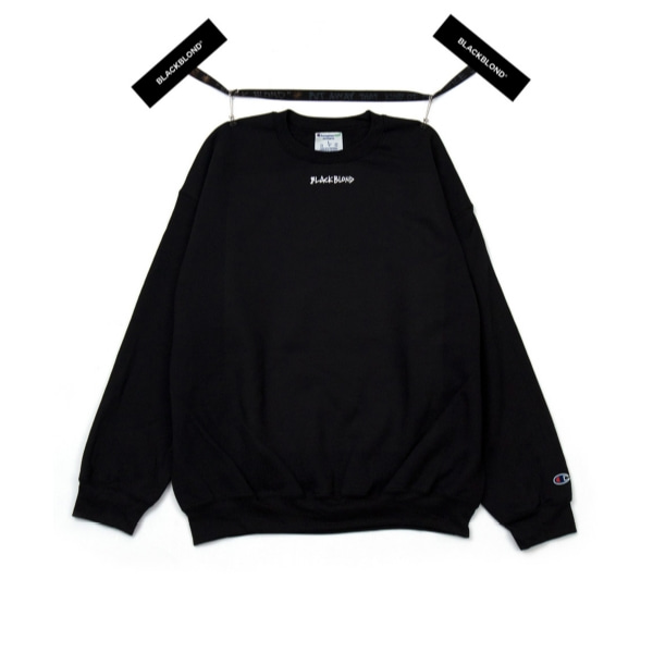 BBD INNOCENT CRIME CREWNECK CHAMPION VER