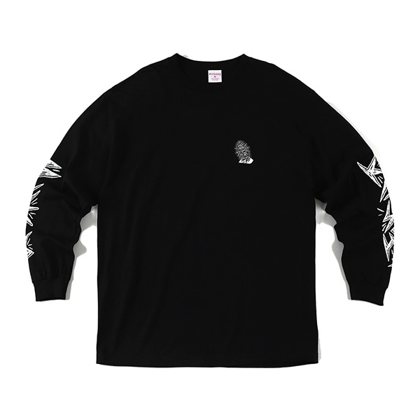 BLESS KITSCHS BLACK LONG SLEEVE