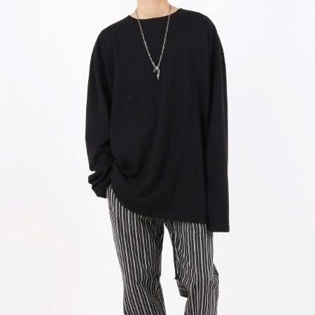 SUPER OVERFIT LONG SLEEVE VER.3 BLACK