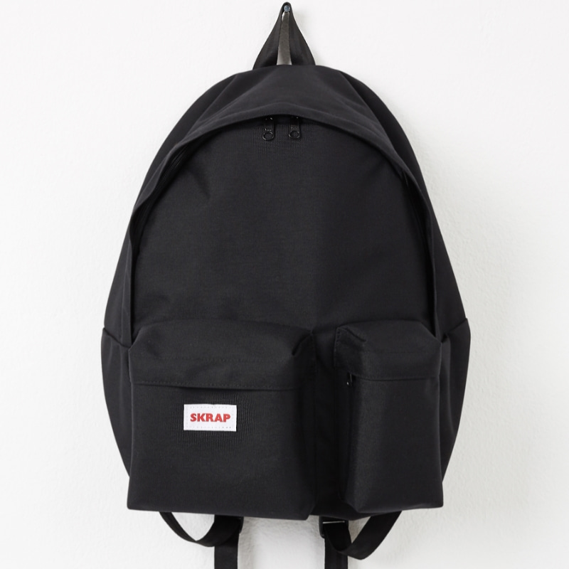 SAFE TWO POCKET BACKPACK