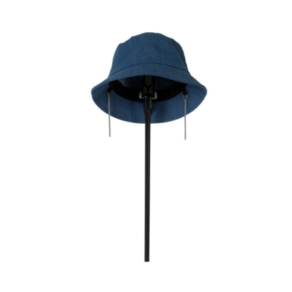 EARRINGS BUCKET HAT TRACK.4 DENIM