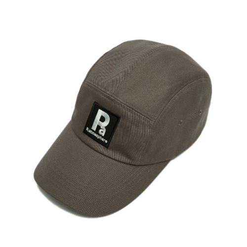 PA WAPPEN CAMP CAP KHAKI GREY