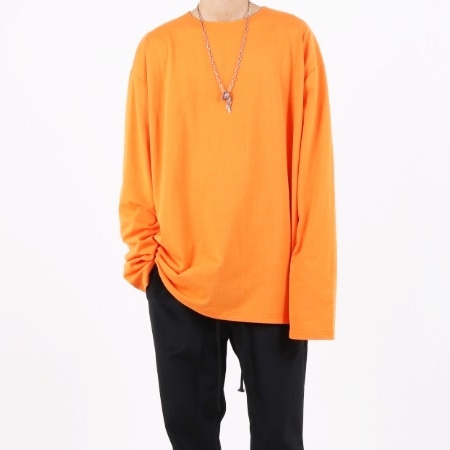 SUPER OVERFIT LONG SLEEVE VER.3 ORANGE