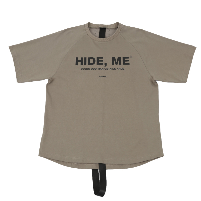 LOOP COMMA T-SHIRT OLIVE