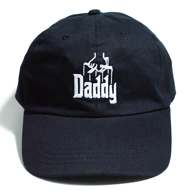 DADDY CAP (BLACK)