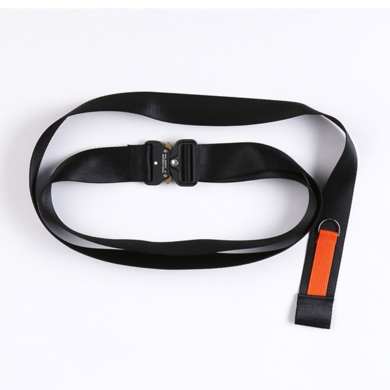 COBRA SEAT BELT BLACK