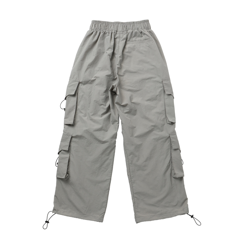 9 POCKET CARGO PANTS LIGHT BONE