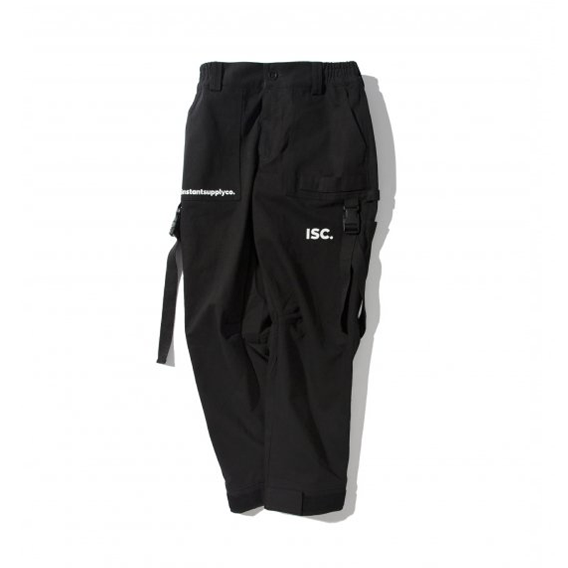 PRC WORK PANTS BLACK
