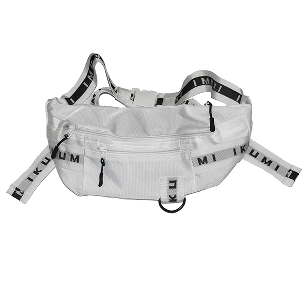 IKUMI BELT BAG (WHITE)
