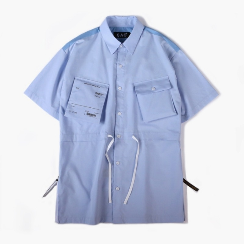 ENGINEERED WORKS SHIRTS SKY BLUE