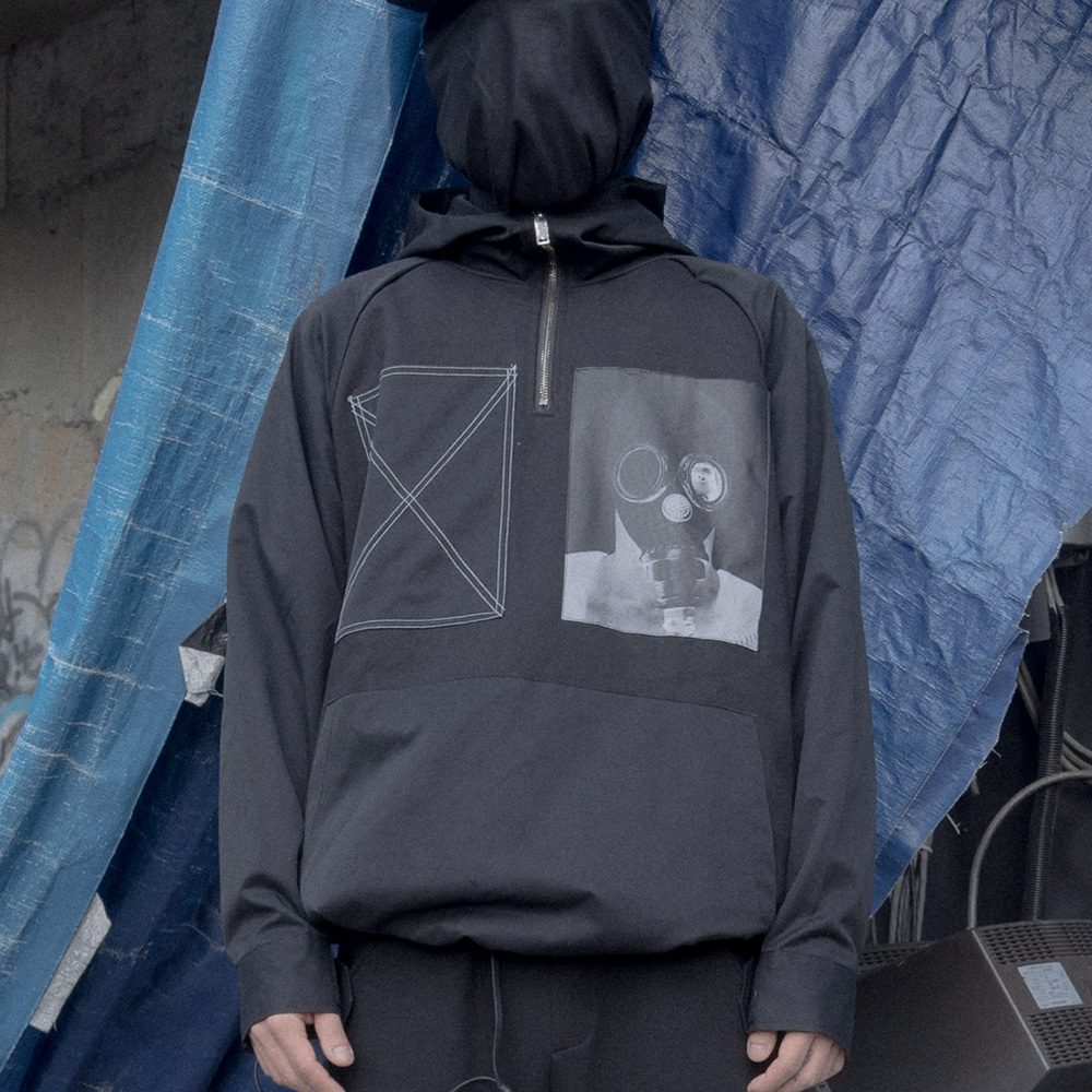 TECHNICAL X HOOD ANORAK