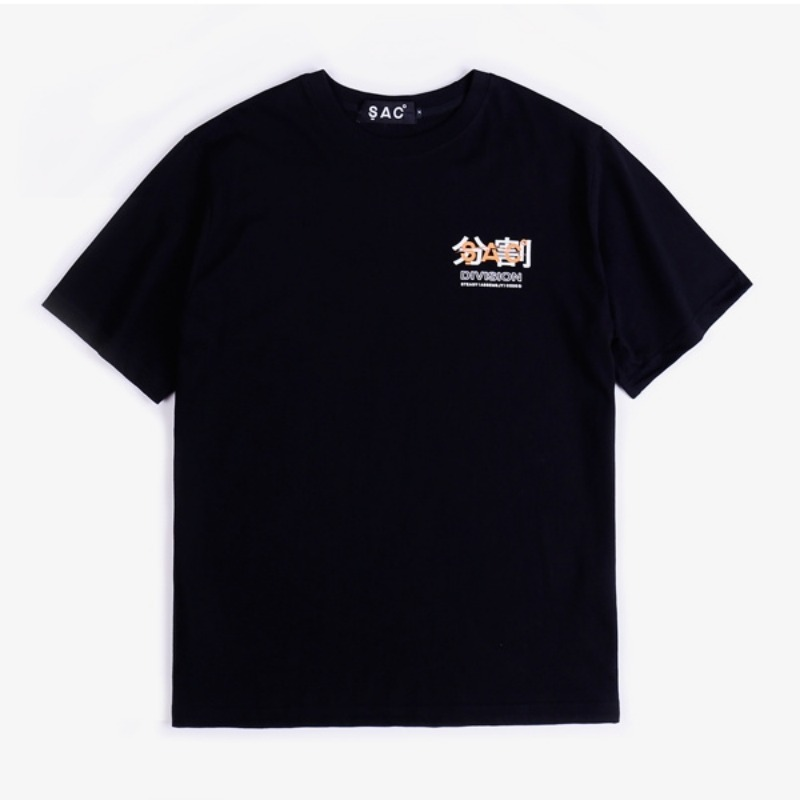 BOONHAL T-SHIRTS BLACK