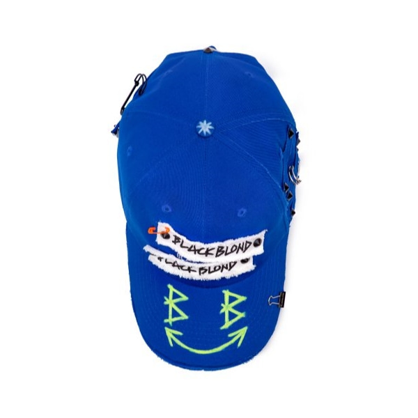 BBD BIG SMILE PATCH CAP