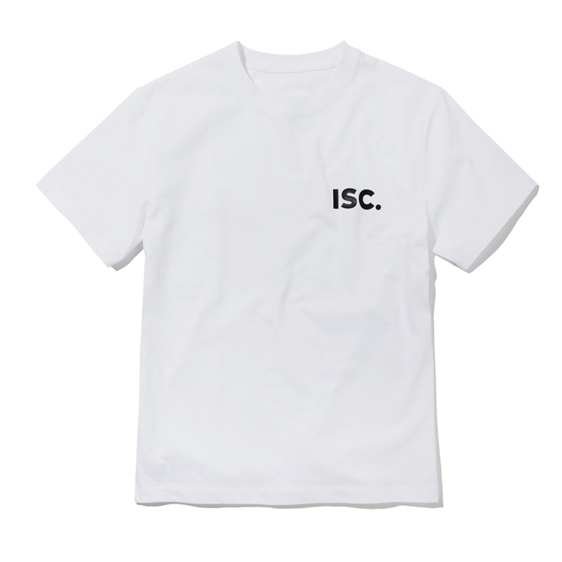 ISC ML T-SHIRT (WHITE)