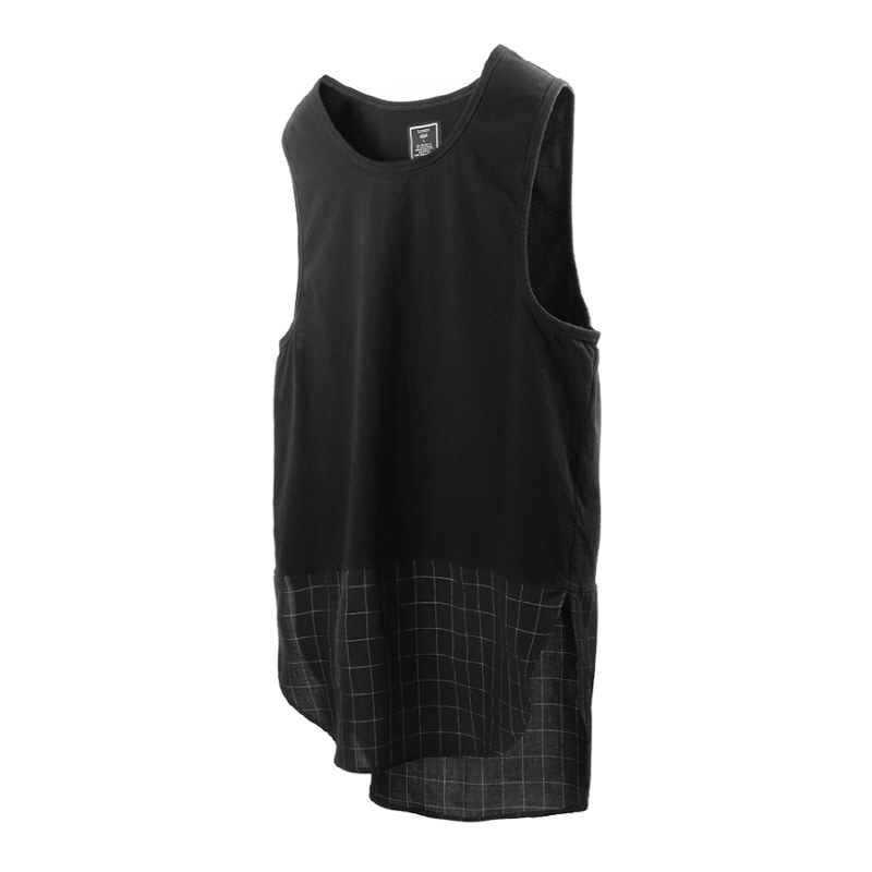 TECH WEAR SLEEVELESS TEE LBGR-SLESST02