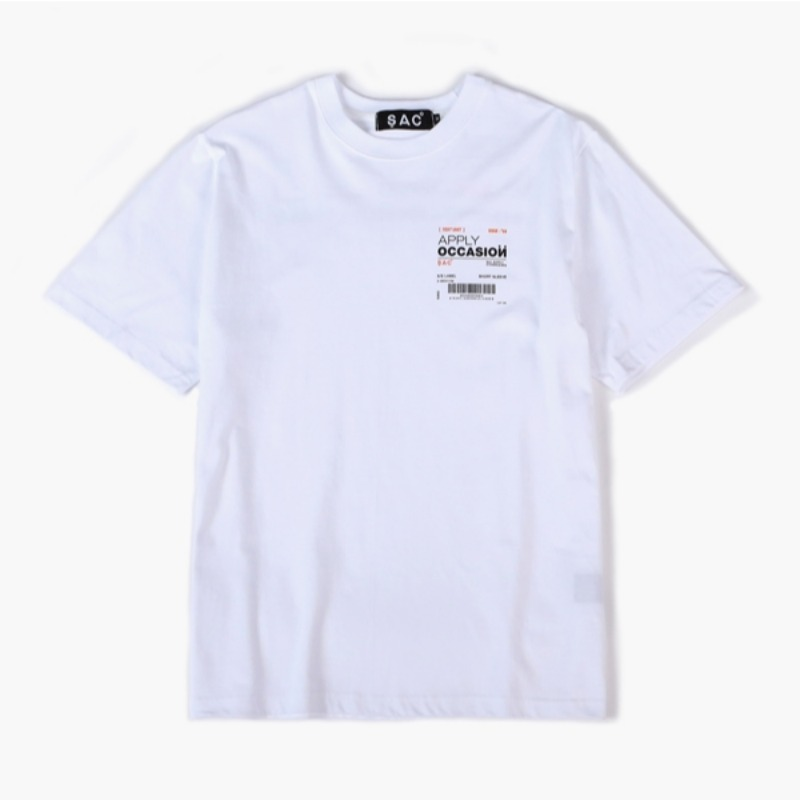 OCCASION T-SHIRTS WHITE