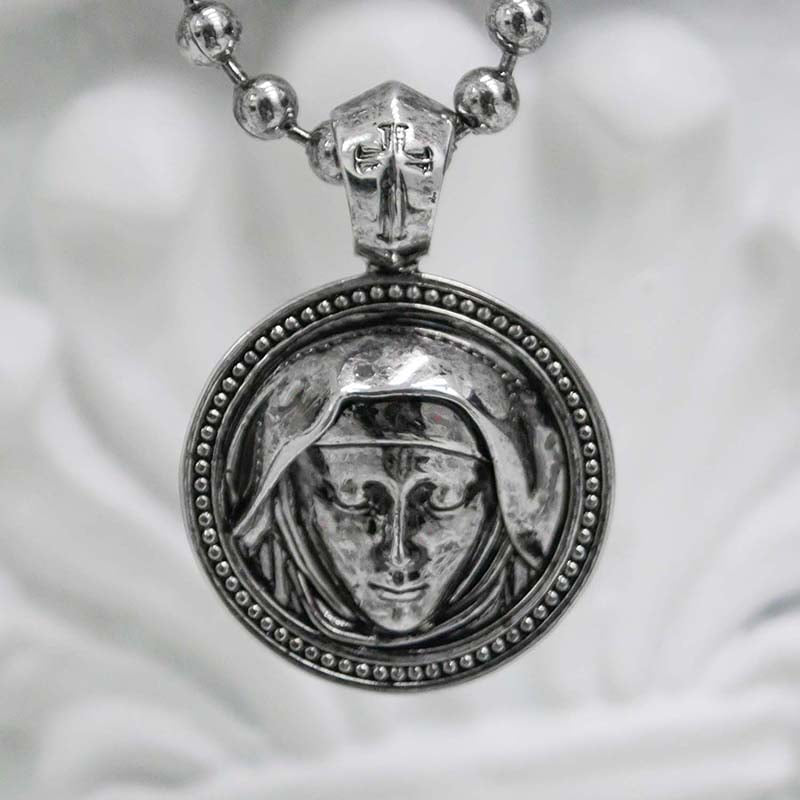 VIRGIN MARY CHAIN NECKLACE