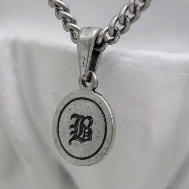 CLASSIC CHAIN COIN NECKLACE