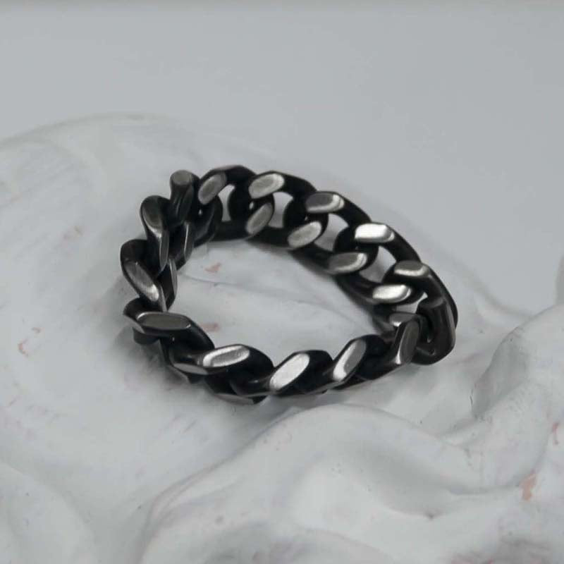 BLACKLONE 6MM CHAIN RING