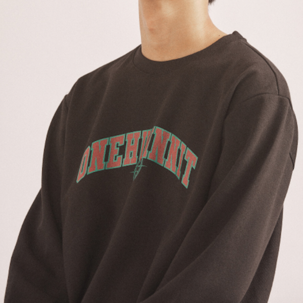 17 AW ARCH LOGO LONG SLEEVE (BLACK)