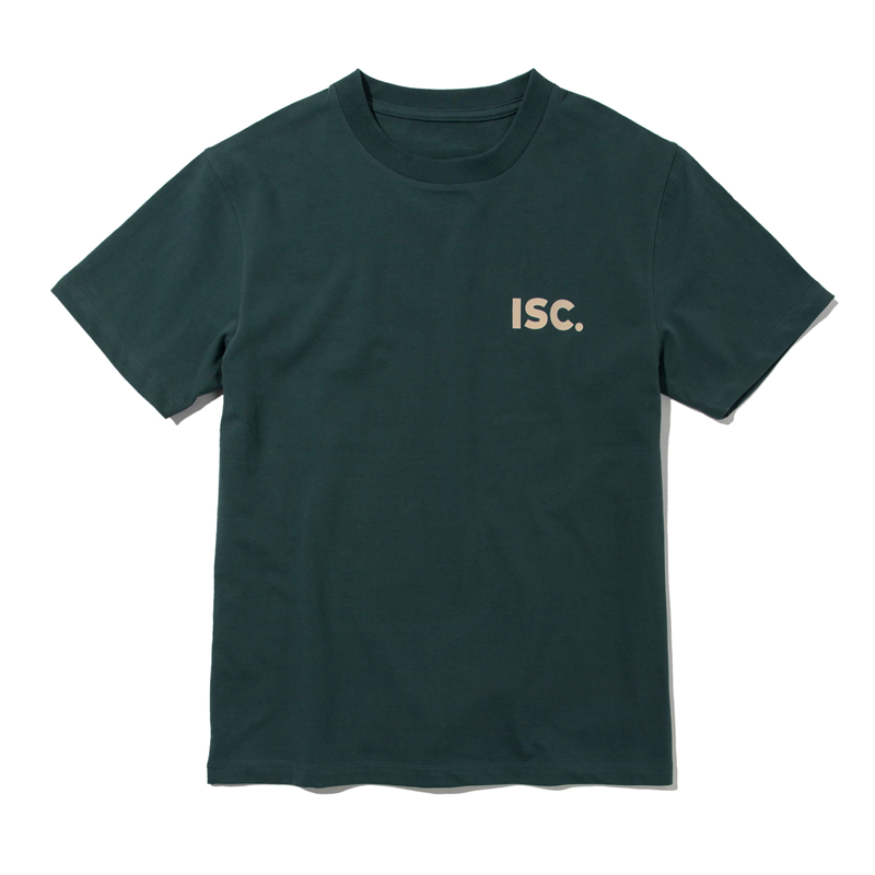 ISC ML T-SHIRT (DARK GREEN)