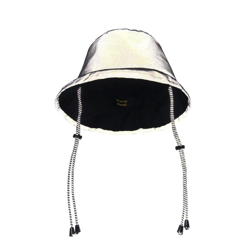 SCOTCH ROPE BUCKET HAT REFLECTIVE