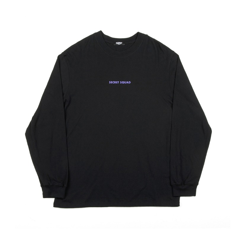 SECRET SQUAD LONG SLEEVE TSHIRT